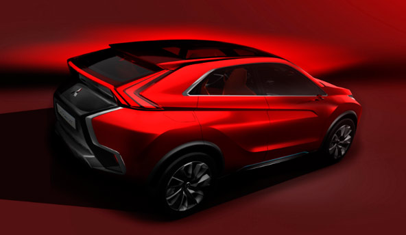 XR PHEV II Concept